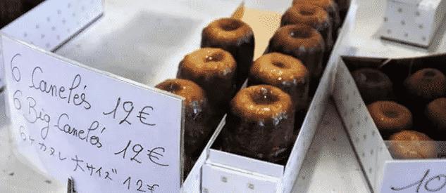 Top 5 des Meilleurs Cannelés de Bordeaux